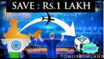 INDIA TO TOMORROWLAND ,  Cheapest Budget ,  Full Info ,  Love For Travelling