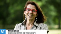 """Sport et politique : """"Quand je suis autour d'un terrain, je ne suis plus madame la députée, je suis la coach"""""""