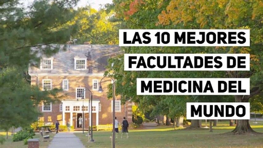 Las 10 mejores facultades de Medicina del mundo