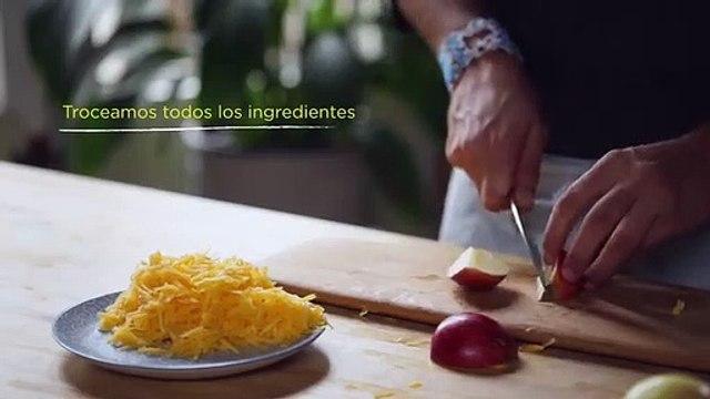 Sopa Preventiva Calabaza La cocina de Javier 1x02