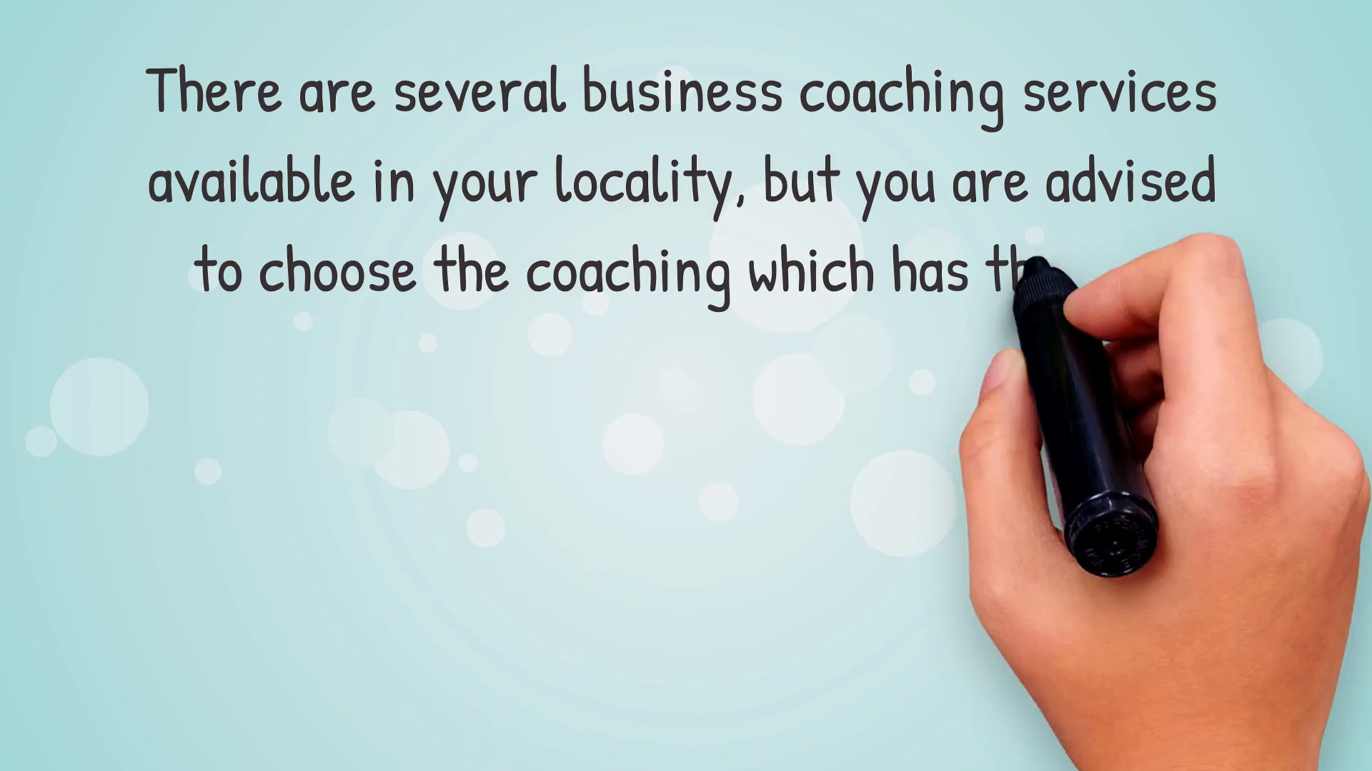 Benefits that you can be derived from business coaching