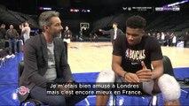 """Giannis Antetokounmpo : """"Je suis affamé"""""""