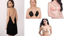 Backless Dress या Top के लिए बेस्ट हैं ये 5 ब्रा | Best Inner Wear For Backless Dresses |Boldsky