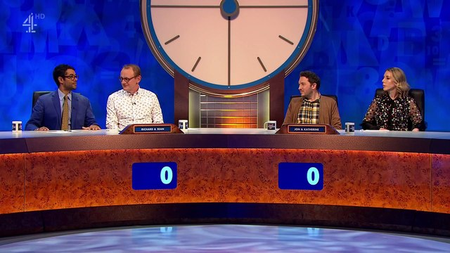 8 Out Of 10 Cats Does Countdown - S19E03 - Aired on Jan 23, 2020