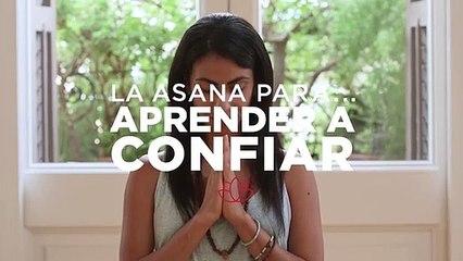 Asana para aprender a confiar Yoga con Or Haleluiya 1x02