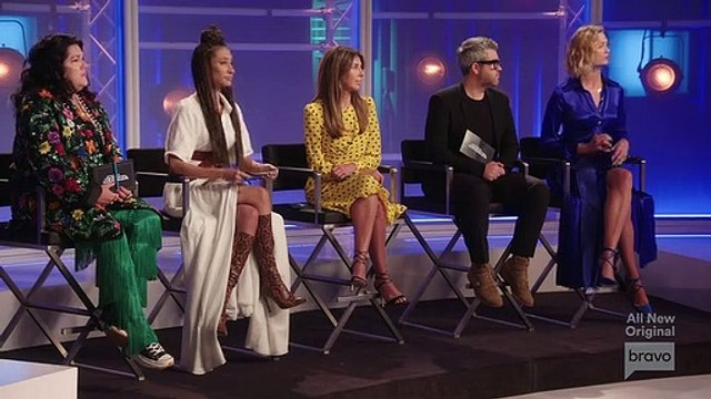 Project Runway S18E07 Project Runway Ashley Longshore part 2