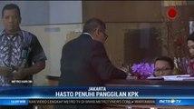Hasto Kristiyanto Penuhi Panggilan KPK