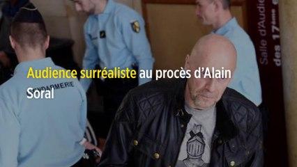 Audience surréaliste au procès d'Alain Soral