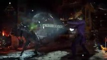 Mortal Kombat 11 Kombat Pack   The Joker Official Gameplay Trailer