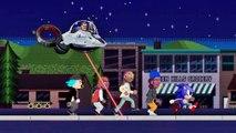 Videoclip de Speed Me Up, la canción principal de Sonic: La película