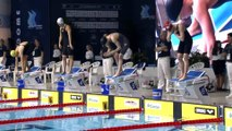 LEN SWIMMING CUP 2020 LEG 1 - FINALS -LUXEMBOURG - DAY 1