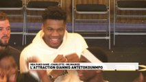 L'attraction Giannis Antetokounmpo
