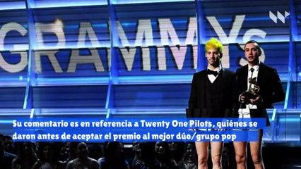 Camila Cabello promete aceptar su premio Grammy en ropa interior