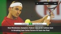 Federer's five best wins in Melbourne