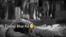 Dekh Teri Mohabbat Mein Chaar Kadam Pehle Dum Tod Diya - Broken Heart Whatsapp Status - Sad Whatsapp Status - Emotional And Love Whatsapp Status