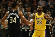 LeBron James and Giannis Antetokounmpo Named All-Star Game Captains