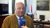 En Hongrie, les autorités cherchent à stopper les traversées par les migrants de la rivière Tisza