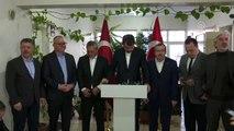 """Bakan Kurum: """"Hem Kırkağaç'ta hem Akhisar'da yüzer konut inşasına başlayacağız"""""""