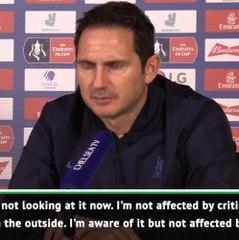 Lampard not looking at replacing Kepa