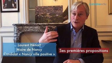 Tram, écologie, propreté, culture, étudiants : le maire de Nancy fait ses premières propositions