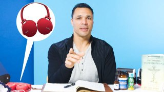 10 Things Tony Gonzalez Can't Live Without