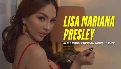 Lisa Mariana Presley   In My Room POPULAR January 2020