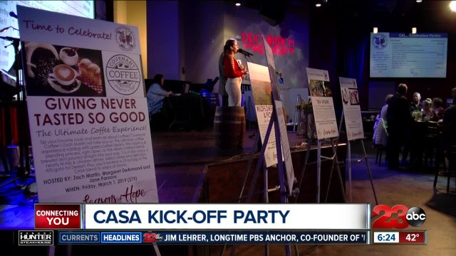 CASA Kick-Off Party
