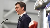 Is Eli Manning's Next Job With Madden NFL, EA Sports?