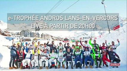 Lans en Vercors | Jour 1 | Live intégral | e-Trophée Andros 2020