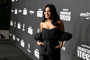 Vanessa Hudgens Just Made a Case for Boob Tattoos