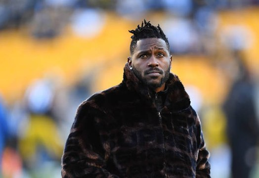 Antonio Brown Granted Bail While Facing 3 Charges