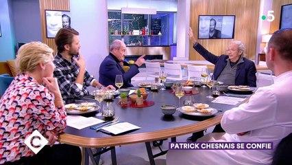 Patrick Chesnais se confie ! - C à Vous – 24/01/2020