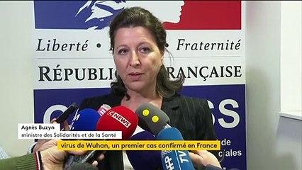 """Coronavirus : si vous présentez des symptômes, """"il ne faut pas aller aux urgences, mais appeler le 15"""", demande la ministre de la Santé"""