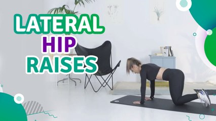 Lateral hip raises - Fit People