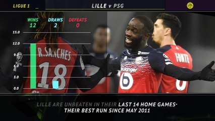 Ligue 1: 5 Things - Lille's home run ready to be tested by PSG