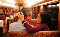 Spend Valentine's Day on a Romantic Dinner Train Ride Through the Northern California Countryside