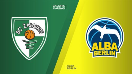 EuroLeague 2019-20 Highlights Regular Season Round 21 video: Zalgiris 104-80 ALBA