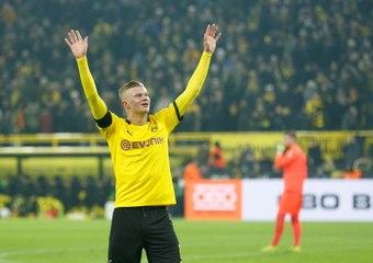 Dortmund : L'ovni Haaland a encore frappé !