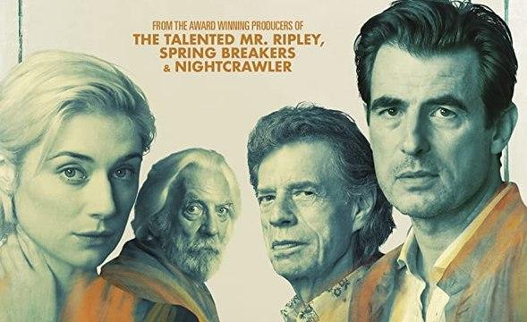 The Burnt Orange Heresy Movie Trailer -  Claes Bang, Elizabeth Debicki, Donald Sutherland, Mick Jagger