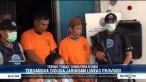 BNN Tebing Tinggi Tangkap Bandar Narkoba Jaringan Lintas Provinsi, 1 Kg Sabu Disita