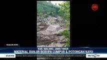 Banjir Bandang Landa Kabupaten Malang