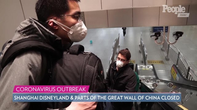 Shanghai Disneyland, Parts of the Great Wall of China Shut Down Amid Coronavirus Outbreak
