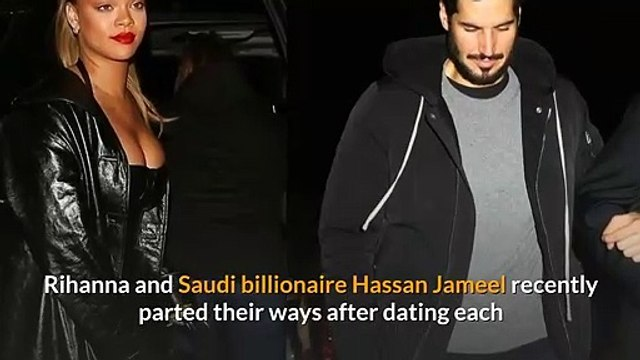 Reason behind Rihanna and Hassan Jameel's break-up revealed
