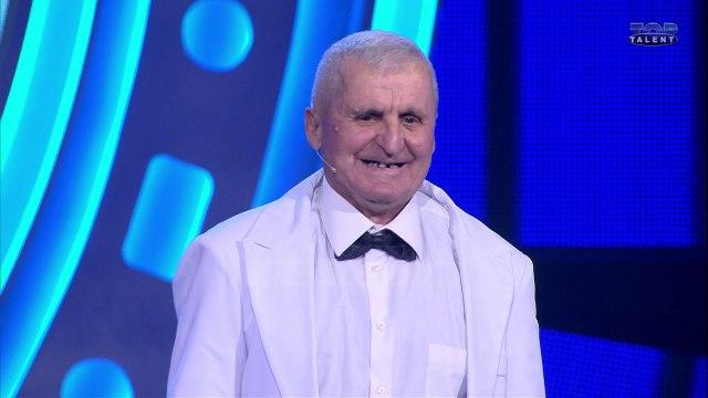 Top Talent 3 - Hasan Skënderi, gjyshi që sfidon moshën dhe jurinë