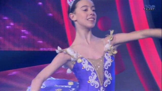 Top Talent 3 - Eskiejda Allka, balet klasik në Top Talent