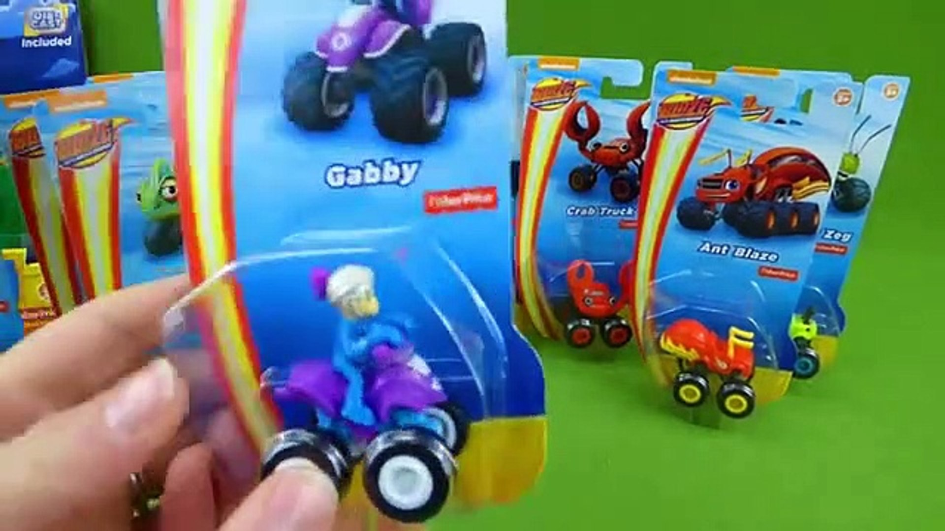 Blaze And The Monster Machines Toys Monster Copter Swoops Mini Gabby Lazard Animal Island Trucks Toy Video Dailymotion