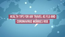Tips About Coronavirus Worries