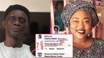Supposée menace de Kalista Sy: «Ma vie est en danger», Mame Mactar Gaye
