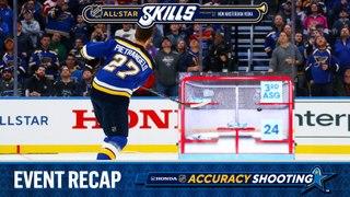 Honda NHL Accuracy Shooting