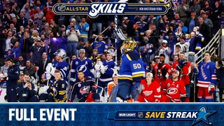 Check out all of the Bud Light NHL Save Streak
